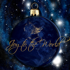 Joy to the World . . .
