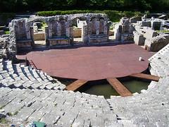 Butrint aneb albánský výlet do časů římských