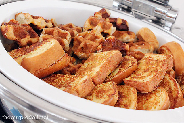 21 Dessert Toast