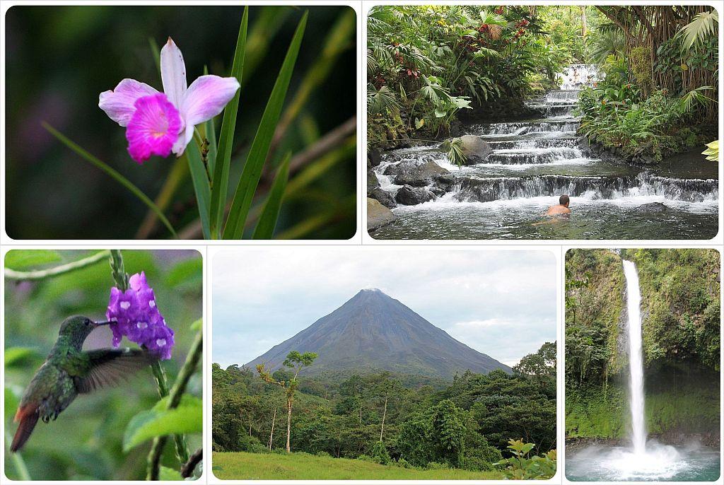Arenal La Fortuna Costa Rica