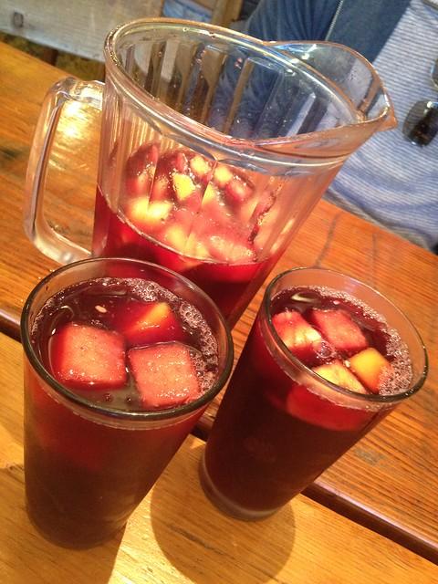 Sangria - Cancun Sabor Mexicano