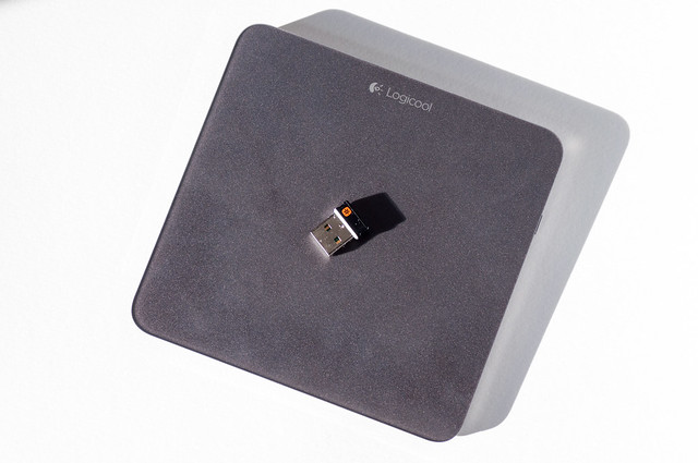 Logicool Wireless Rechargeable Touchpad t650