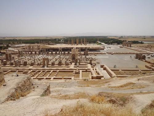 Ruinas de Persepolis