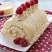 Raffaello Roll Cake