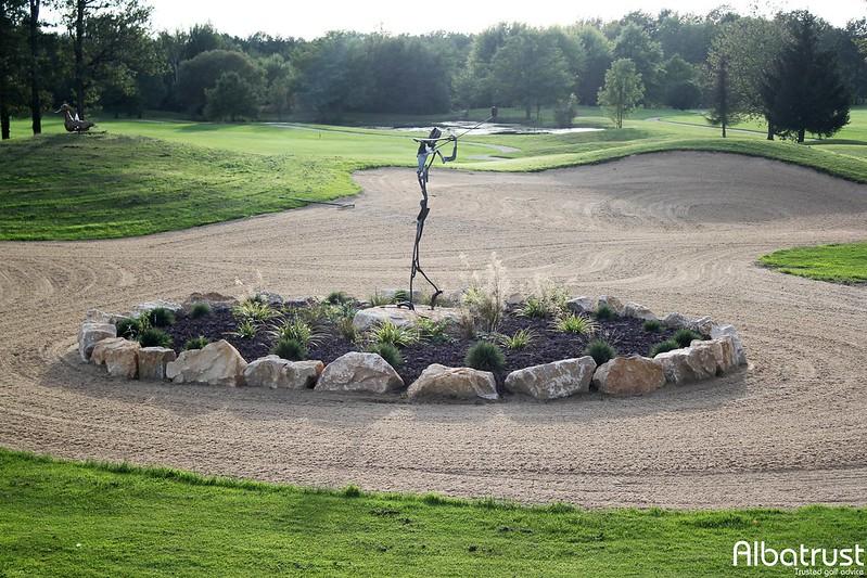 photo du golf Golf De La Bresse - Parcours
