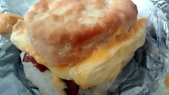 Biscuit From Chick-Fil-A.