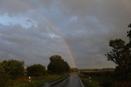 14 Gewitter über Leck - Lexgaard