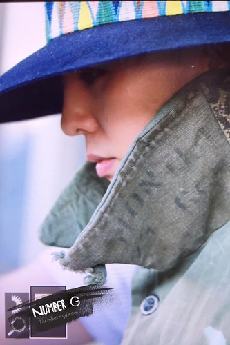 Big Bang - Gimpo Airport - 20may2015 - G-Dragon - Number G - 02