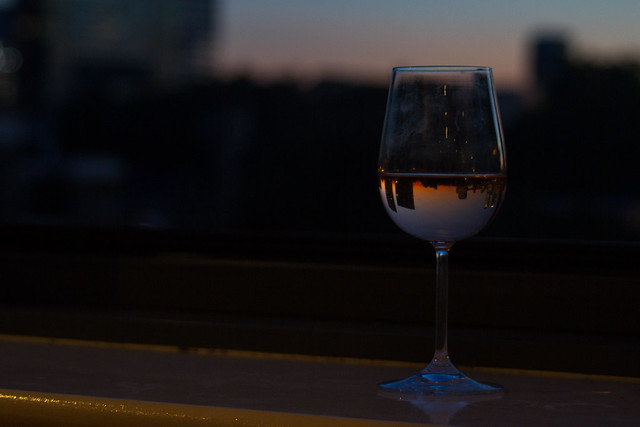 London in a Glass (1 of 2)