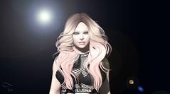 Blond Bombshell
