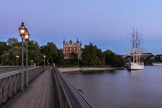 Skeppsholmsbron...
