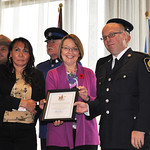 SisterWatch wins Crime Prevention Award