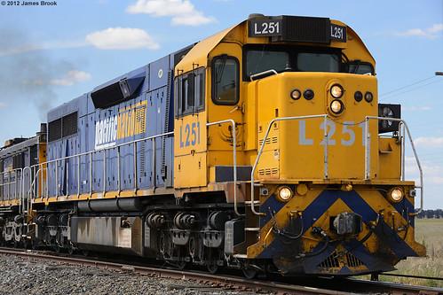 L251 at Goonumbla
