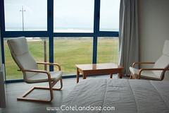 Location de vacances Loustalet à Mimizan-Plage, appartement au 2nd étage, à 100m de la mer