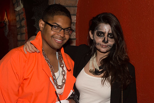 SPJ Halloween Party!