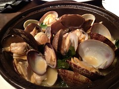 Nobu - Steamed Clams