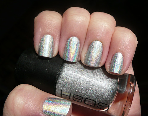 gosh holo comparison