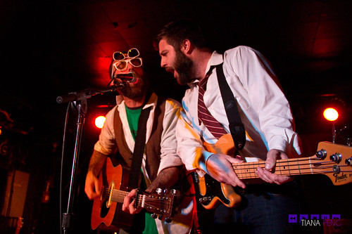 The Strumbellas @ The Horseshoe 11/08/2012