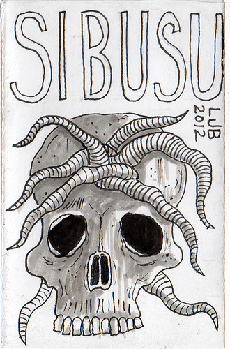 2012-11-11_SIBUSU_COVER by Levi Jacob Bailey