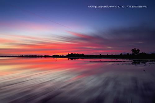 travel sunset red sky nature colors nikon refliections ηλιοβασιλεμα κωσ nikond7000 τιγκακι