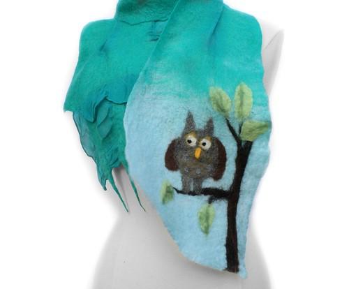 Owl Scarf
