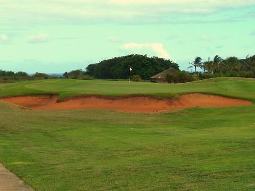 Kauai Lagoon Golf Club 435b