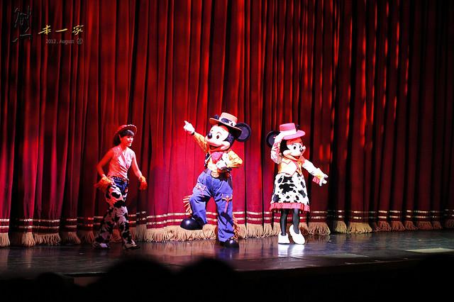 [香港自由行] 迪士尼樂園米奇金獎音樂劇|夜間樂園HD MV