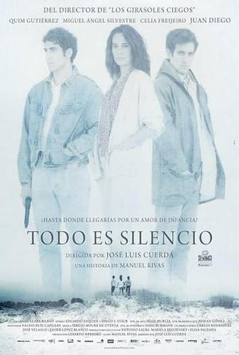 OPINION CINE, TODO ES SILENCIO by LaVisitaComunicacion