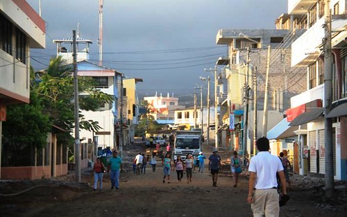 Puerto Ayora, Galapagos (courtesy of Prince's Foundation)