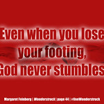 Loseyourfooting