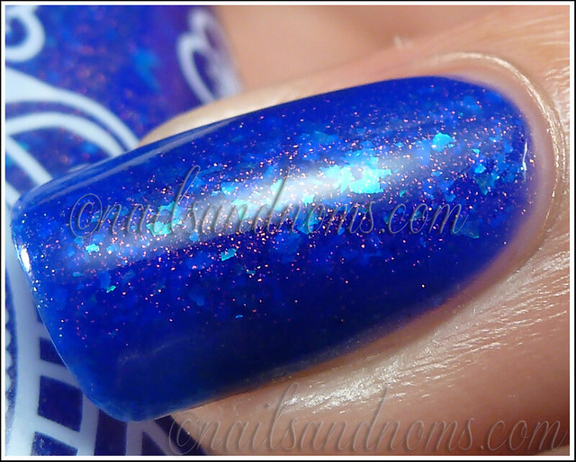 Takko Lacquer - We're All Mad Here 6