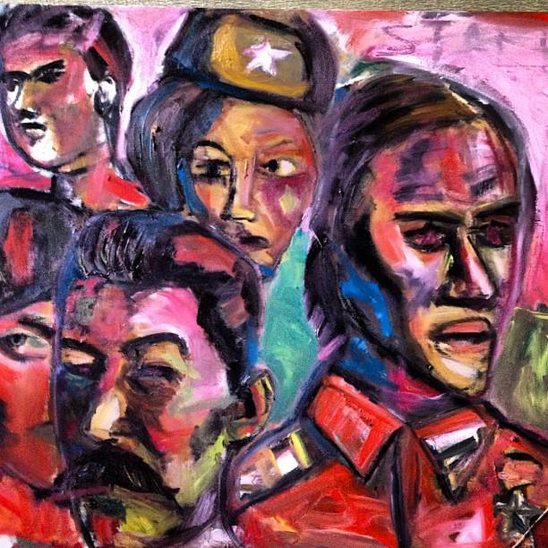 #art #artist #studio #tbilisi