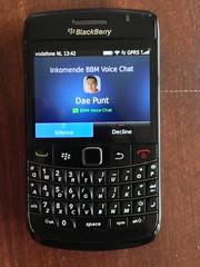 BBM 7 Voice Chat 1/2