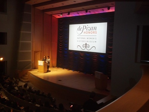 National Women's History Museum de Pizan Awards