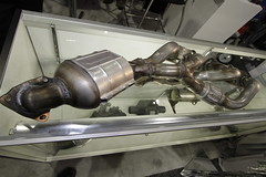 automotive exhaust, exhaust system,