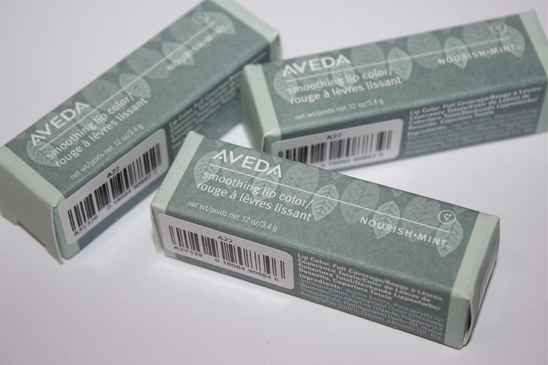 aveda smoothing lip colour