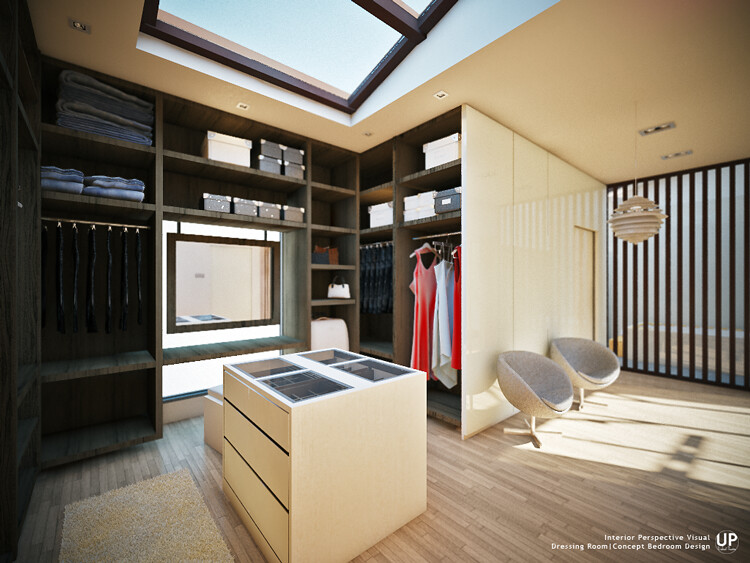 Master Bedroom-Dressing Room