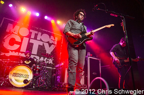 Motion City Soundtrack - 11-14-12 - St Andrews Hall, Detroit, MI