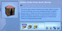 Holiday Smiles Photo Booth (Spring)