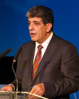 Neoklis Sylikiotis, Cyprus Minister of Commerce, Industry and Tourism