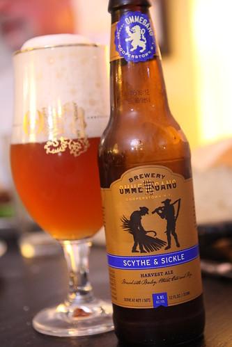 Brewery Ommegang Scythe & Sickle Harvest Ale