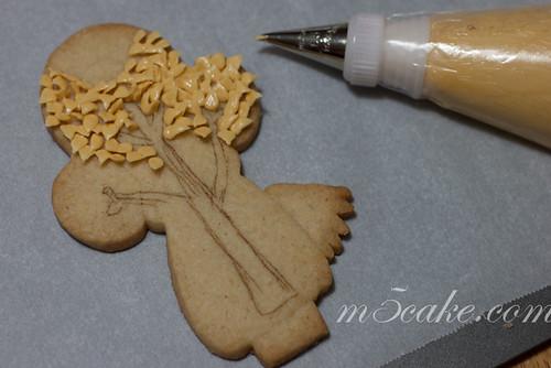 Fall tree-m5cake 6