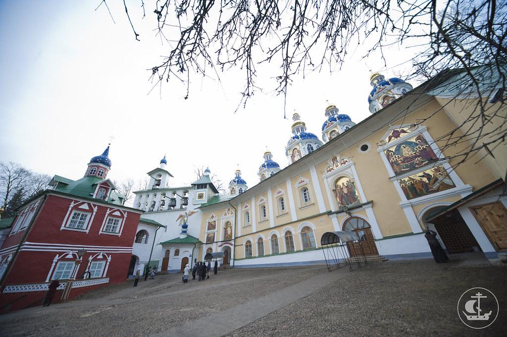 17-18 ноября 2012, Паломническая поездка в Псково-Печерский монастырь