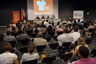 Presentación del I Congreso Mundial del Arroz.