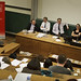 At Kings College London the panel are quizzed about the role the UK Parliament plays in reforming the British constitution.