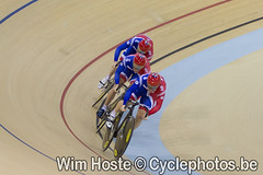3 Final Team sprint M WC Glasgow