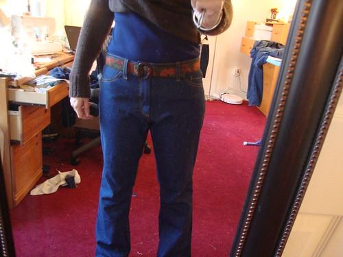 J Stern Design jeans DONE!