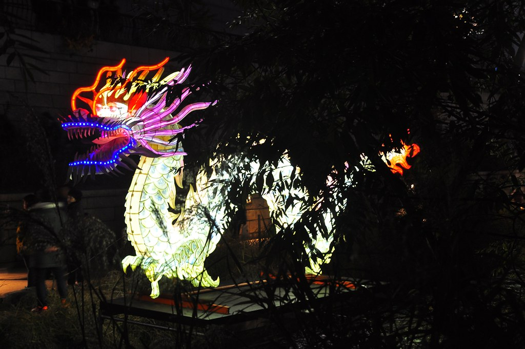 The Year of the Dragon, Seoul Lantern Festival, 2012