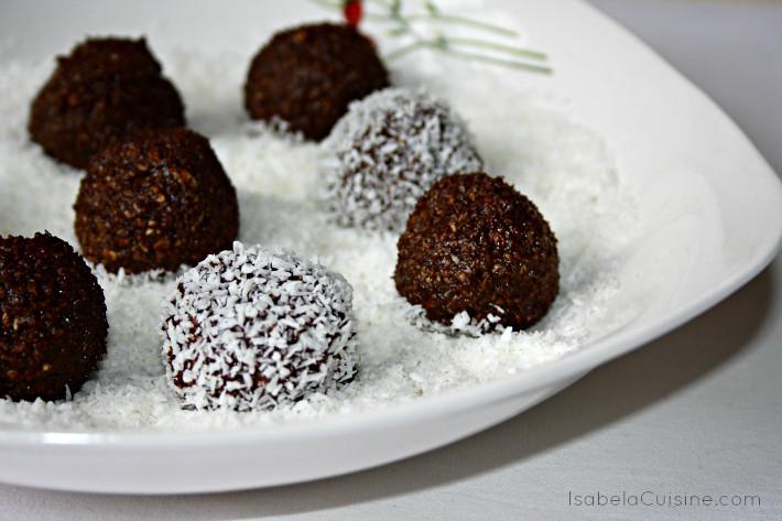 No Bake Swedish Chocolate Balls