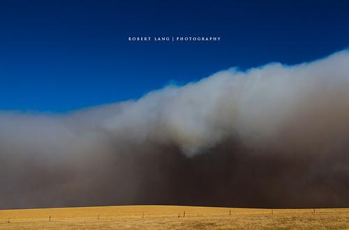 Coomunga bushfire, Eyre Peninsula - South Australia 20/11/2012